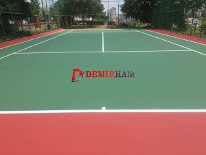 Tenis Kortu Yapımı